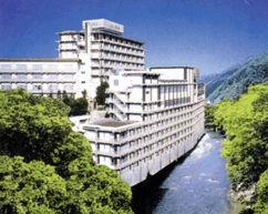 飯坂ホテル聚楽 外観